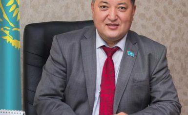 У главы Карагандинской области новый советник
